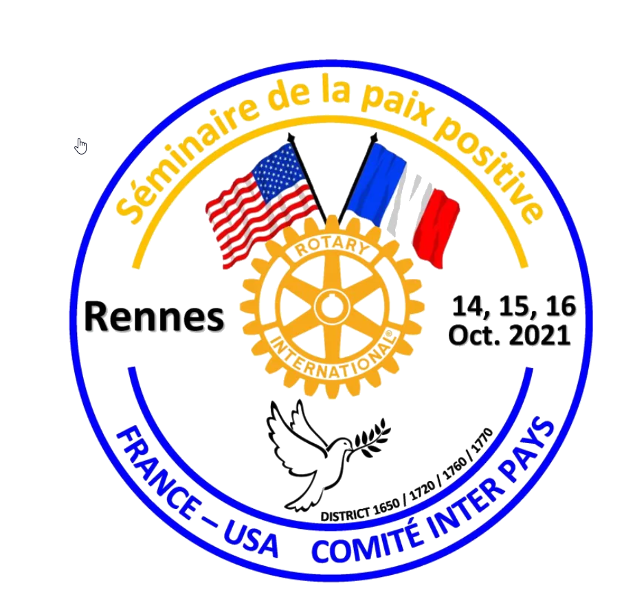 Rotary-Comité Inter Pays-France-USA